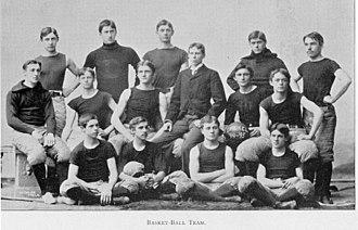 Drexel Dragons - The first Drexel basketball team (1894–1895)