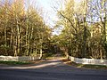 Driveway to Bull Cliff Farm, West Bretton - geograph.org.uk - 280630.jpg