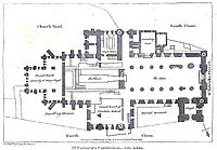 Dublin, St.Patrick's Cathedral plan.jpg