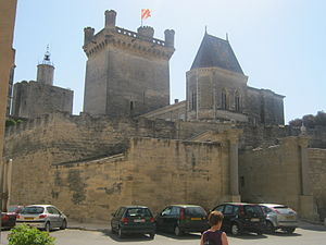 Uzès - Duché Palace