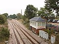 Dudding Hill Junction and signal box, Willesden - geograph.org.uk - 62130.jpg