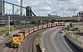 Duisburg ThyssenKrupp loc 602 werkverkeer (28696217586).jpg
