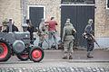 Duitse soldaten arresteren gevangene bevrijdingsfestival Brielle 2015.jpg