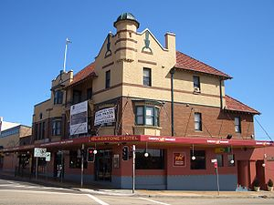 Dulwich Hill, New South Wales - Gladstone Hotel, Dulwich Hill