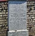Duncan McNaught and family memorial, Kilmaurs, East Ayrshire.jpg