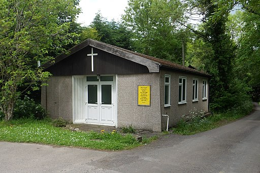 Dunsfold Baptist Church, Dunsfold Common Road, Dunsfold (May 2014) (2)