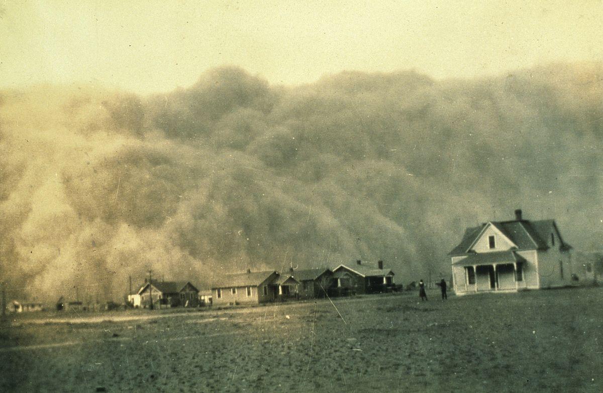 Пыльный котёл — Википедия