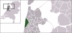 Dutch Municipality Bergen (North Holland) 2006.png