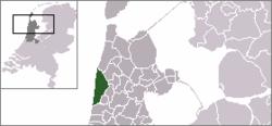 Dutch Municipality Bergen (North Holland) 2006.png