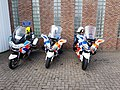 Dutch Police motorcycle with KMAR motorcycle 02.jpg
