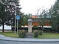 Dvůr Králové nad Labem, pomník presidenta T.G.M. - panoramio.jpg