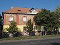 Dwelling building. Listed ID -1773. - 42., Kossuth St., Gyöngyös.JPG