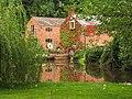 Dymock's Mill, Tallarn Green - geograph.org.uk - 232782.jpg