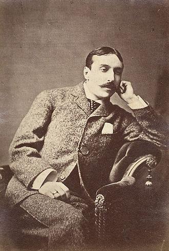 José Maria de Eça de Queirós - Image: Eça de Queirós c. 1882