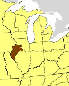Former location of the Diocese of Quincy