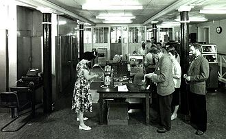 EDSAC 2 - EDSAC 2 users in 1960