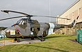EGWC - Westland Whirlwind HAR10 - Royal Air Force - XP345 (27888221347).jpg