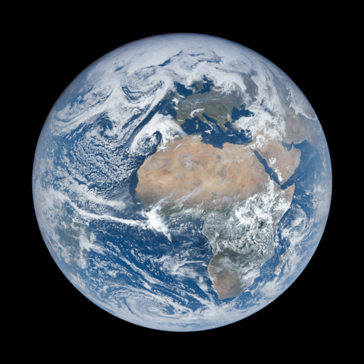 Earth by the EPIC Team on 21 April 2018.png