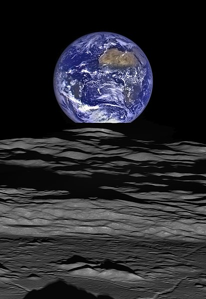 File:Earthrise over Compton crater -LRO full res.jpg
