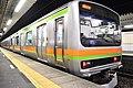 East Japan Railway Series E231-3000 Hachiko Kawagoe.jpg
