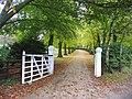 East Langton Grange Driveway - geograph.org.uk - 279593.jpg