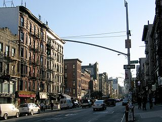 East Village, Manhattan Neighborhood in Manhattan in New York City