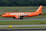 EasyJet (200th Airbus Livery), G-EZUI, Airbus A320-214 (28178507750).jpg