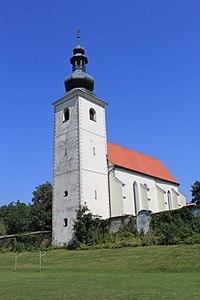 Eberndorf - Filialkirche Unsere liebe Frau am Berg.JPG