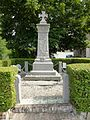 Ecquedecques (Pas-de-Calais, Fr) monument aux morts.JPG