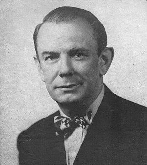 Eddie Dowling - Dowling in 1950