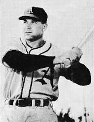 Eddie Robinson (baseball) - Image: Eddie Robinson baseball
