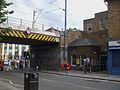 Edmonton Green stn west entrance.JPG