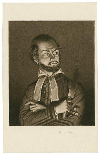 Shylock från Shakespears Köpmannen i Venedig