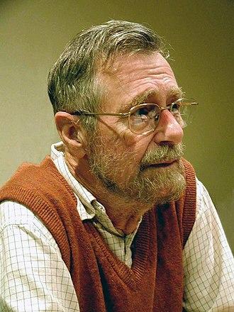 Edsger W. Dijkstra - Dijkstra in 2002