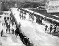 Edward VII visiting Malta, April 1903 - British Forces at Portes des Bombes in Floriana.png