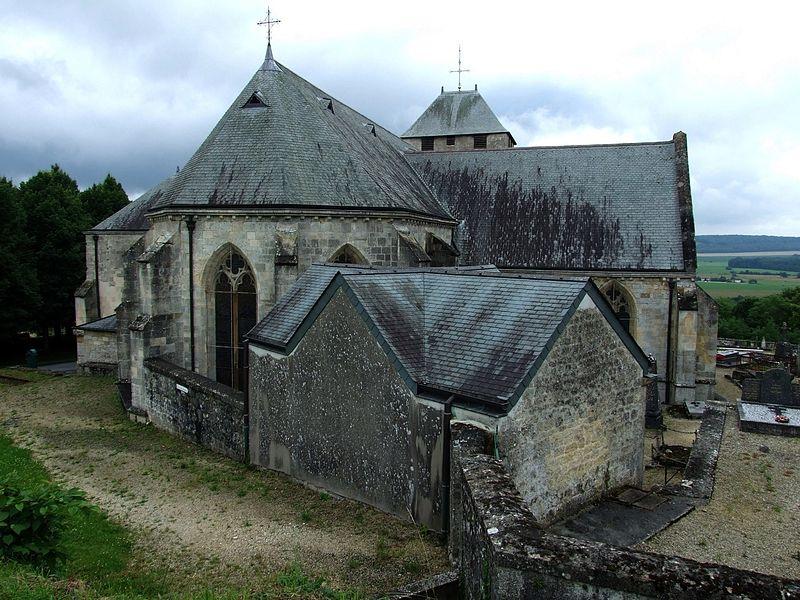 Église Notre-Dame-de-Bonne-Garde de Dun-sur-Meuse (Classé)