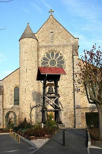 Ferrières-en-Brie - Saint Rémy Church