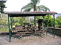 Egykori fogaskerekű vasút mozdonya (Funchal).jpg