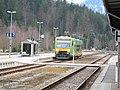 Einfahrt der Waldbahn in Bayrisch Eisenstein - panoramio.jpg