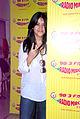 Ekta Kapoor at 98.3 FM Radio Mirchi 2.jpg