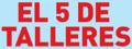 El 5 de talleres logo.png