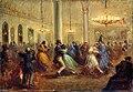 El Baile de Capellanes, by Ricardo Balaca (Bilbao Fine Arts Museum).jpg