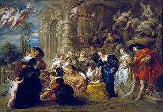painting by Peter Paul Rubens in the Prado