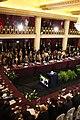 El Presidente Rafael Correa y el Canciller Ricardo Patiño en la cumbre de Presidentes de la MERCOSUR y Estados Asociados, en Montevideo (6545825583).jpg