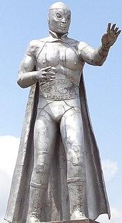El Santo Mexican professional wrestler