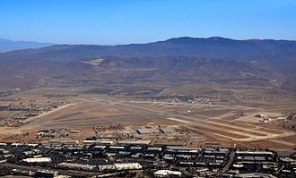 Marine Corps Air Station El Toro - Image: El Toro Marine base 2011 Photo D Ramey Logan (cropped)
