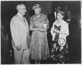 Eleanor Roosevelt and Truman in Kansas City, Misourri - NARA - 195420.tif