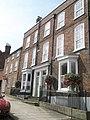 Elegant georgian house in Corve Street - geograph.org.uk - 1465692.jpg