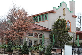 Toledo Zoo - The Elephant House - now used as event space