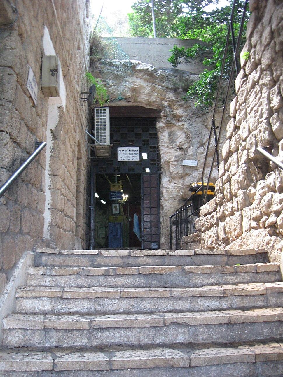Elijah's cave016